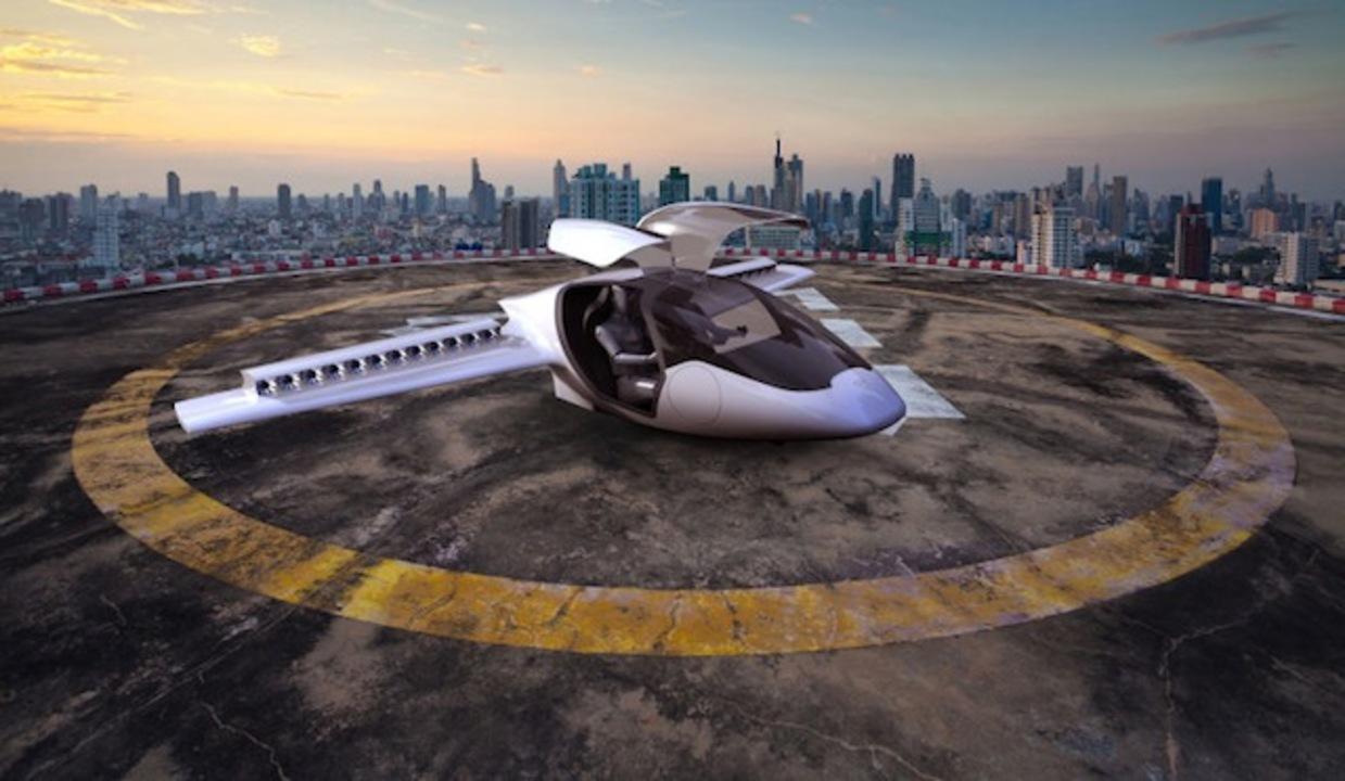 ついに夢かなう? 滑走路不要にした空飛ぶ車が実用化へ