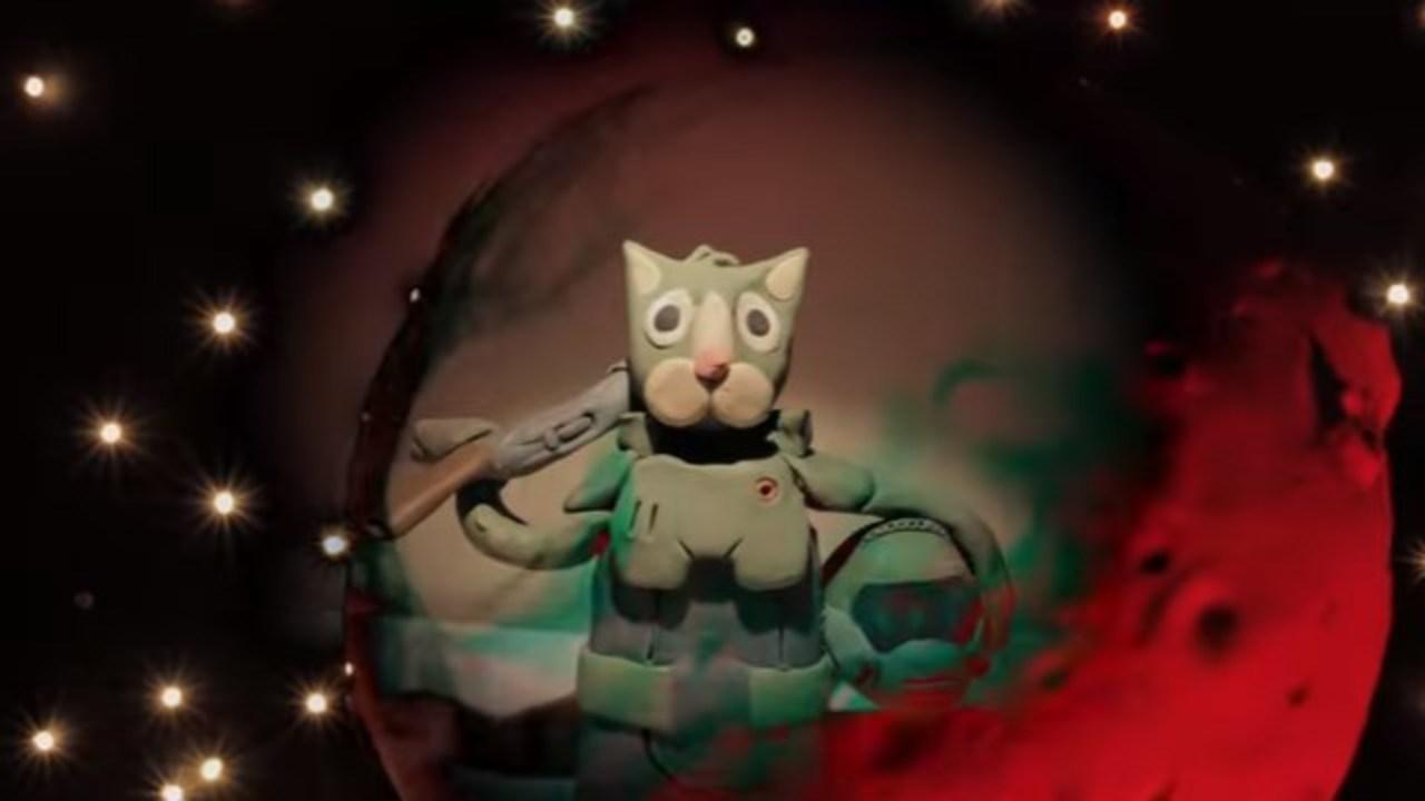 元祖FPS「DOOM」をネコのクレイアニメで再現。ウルトラバイオレンスにゃ!