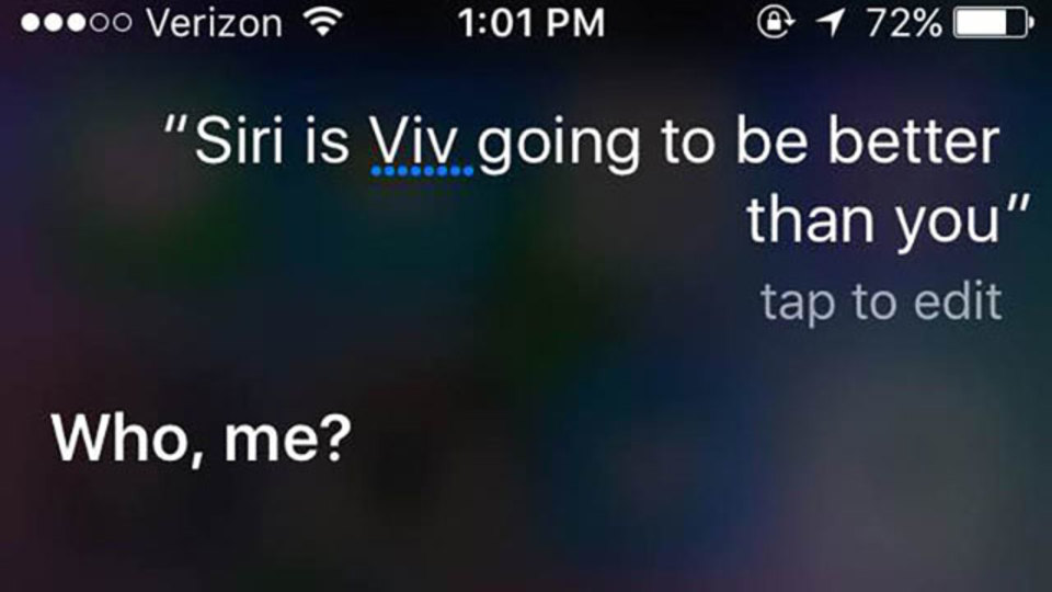 Siri開発者による最新AIの「Viv」デモを公開