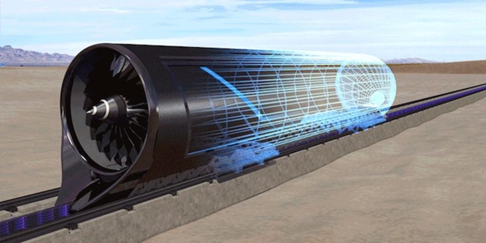 夢の超高速鉄道「ハイパーループ」の公開デモがまもなく始まる