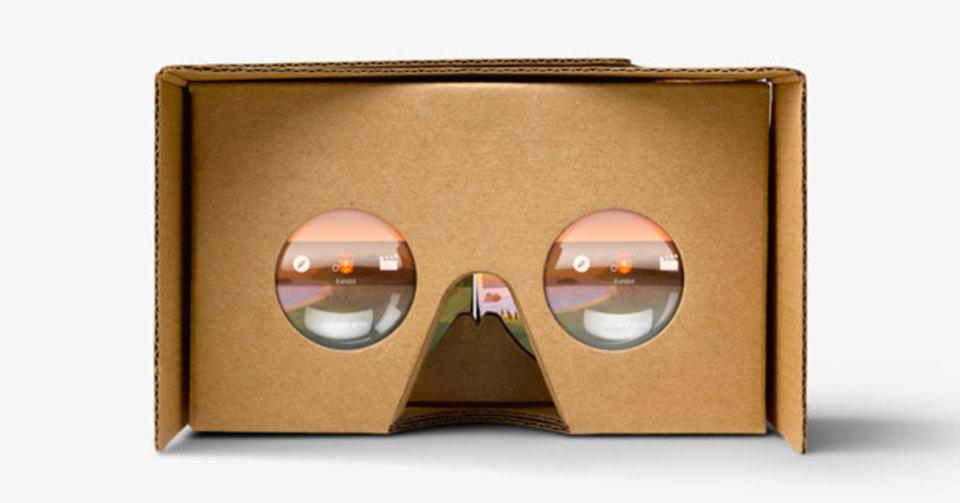 GoogleのAndroid VR、来週発表に期待できる!