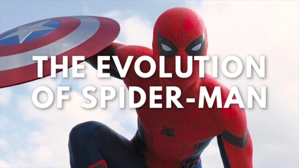親愛なる隣人「スパイダーマン」のテレビ&映画での変遷