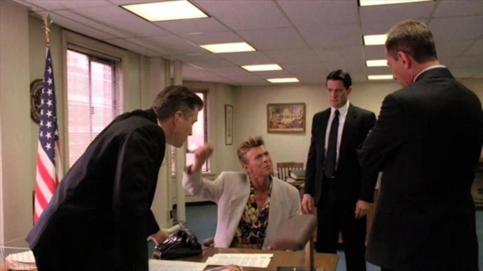 デヴィッド・ボウイは「ツイン・ピークス」新シリーズへの出演が予定されていた!