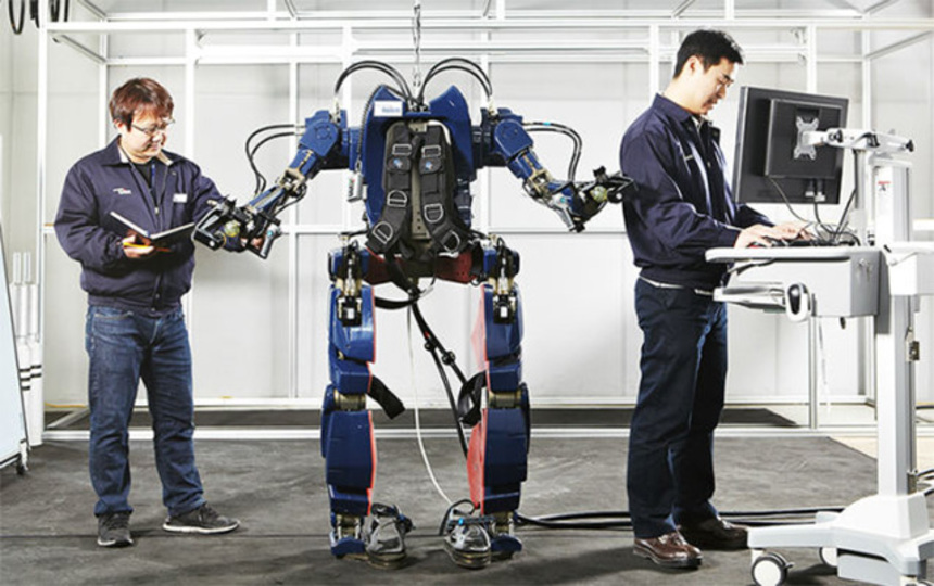 Hyundaiが「アイアンマン」にインスパイアされたパワードスーツを開発