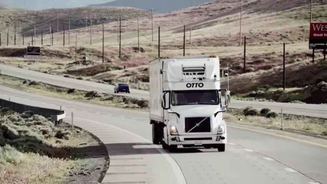 トラック運転手不要? 自動運転で運送業界を変える新会社を元Google社員らが創設