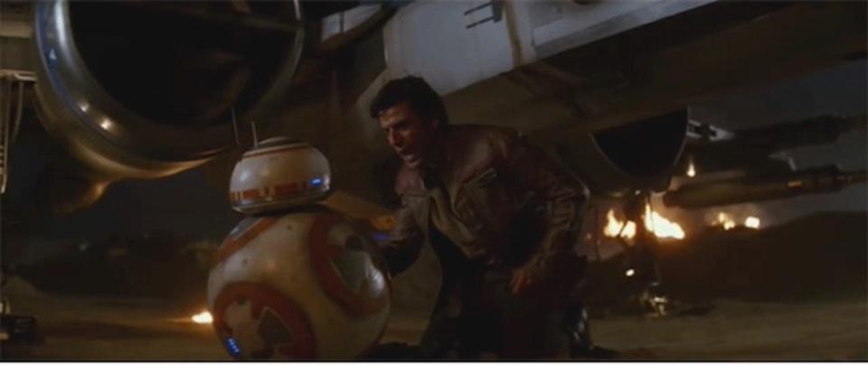 BB-8がWindowsXPで動いてたら、イラっとすること間違いなし
