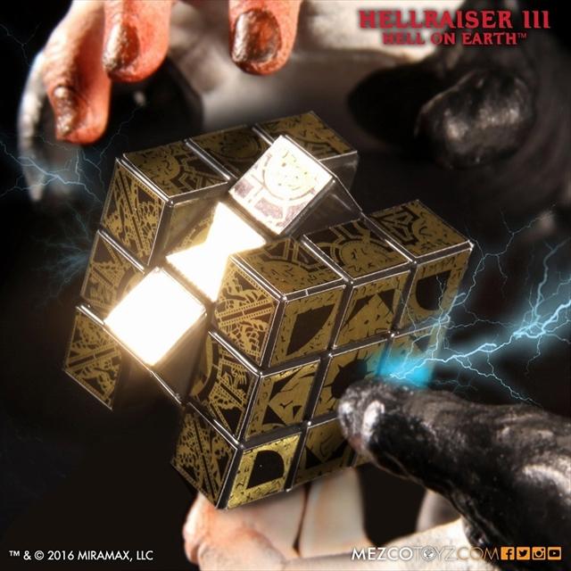 ルマルシャンのパズルボックス・キューブ