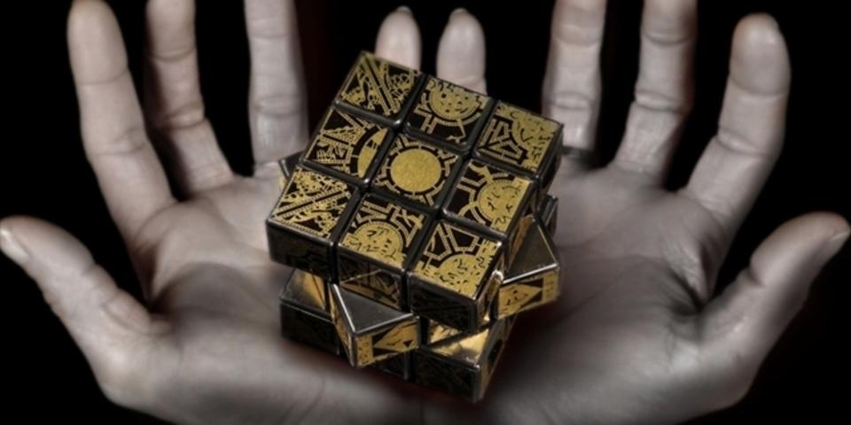 映画「ヘルレイザー」のルマルシャンの箱が立方体パズルとして発売