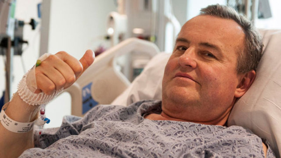男性器の移植手術、アメリカでも初成功