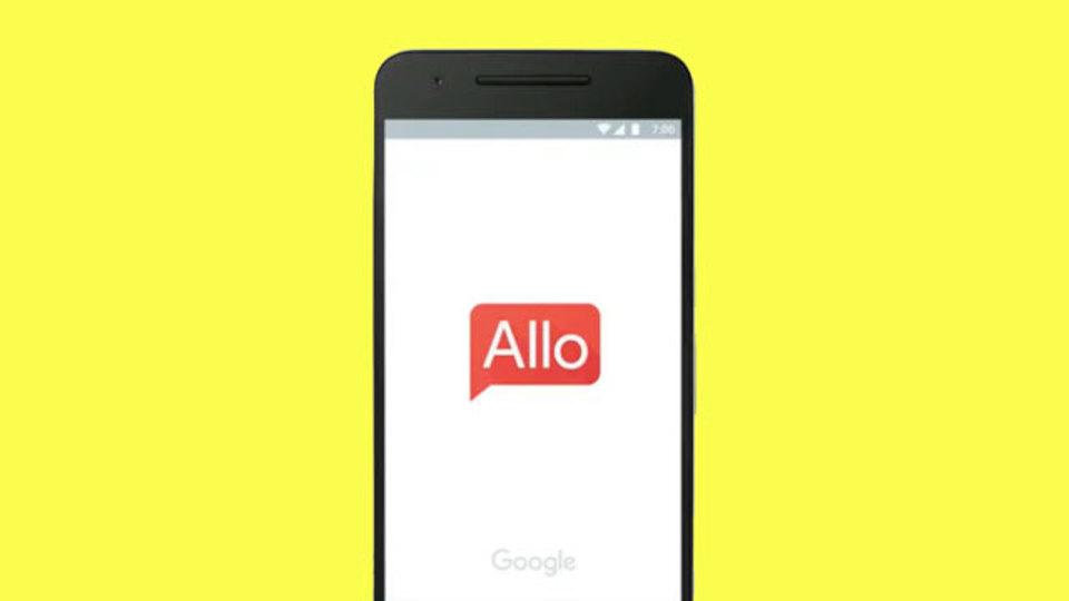 Google力満載!新メッセージアプリ「Allo」この夏リリース