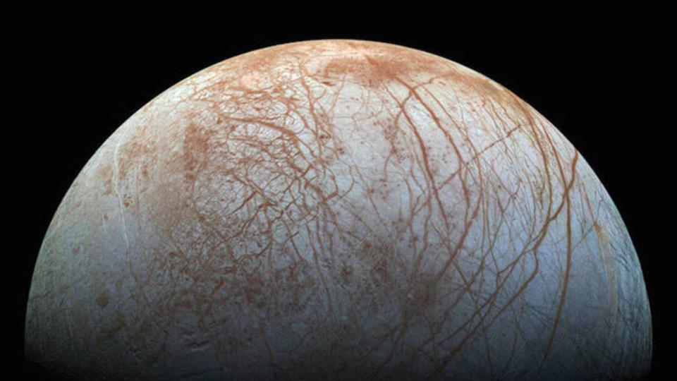 生き物がいるかも…。衛星エウロパの海は地球の海に似ている