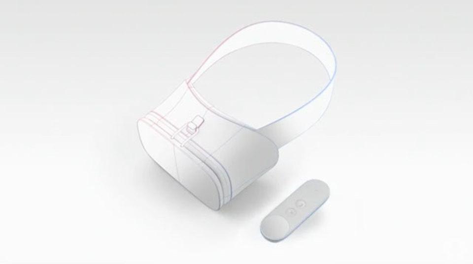 GoogleがVRヘッドセット「Daydream」発表。デザインはサードパーティに開放