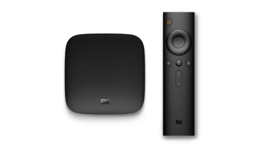 4K対応のAndroid TVセットトップボックス「Mi Box」がアメリカで発売