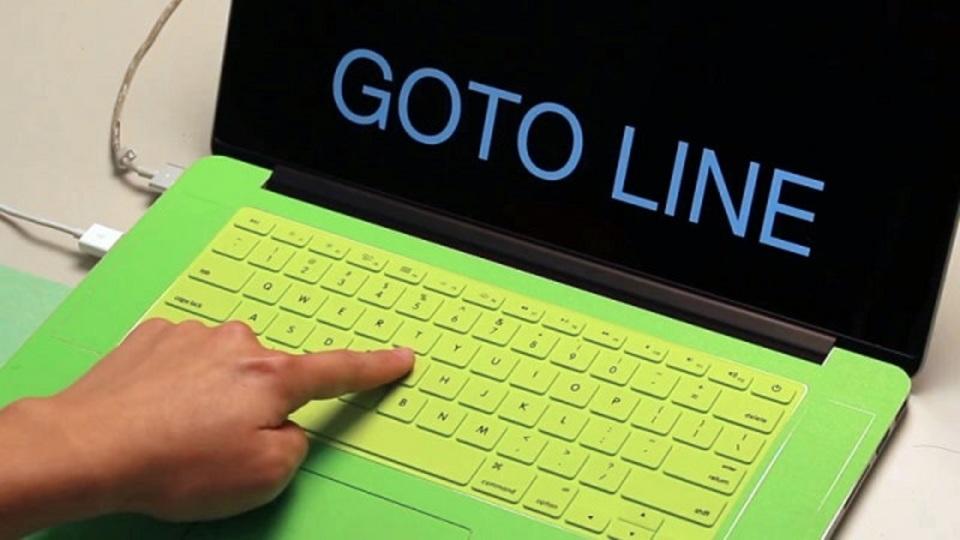 キーを押したのは中指? それとも人差し指? どの指で押したかを認識するキーボードのテクノロジー
