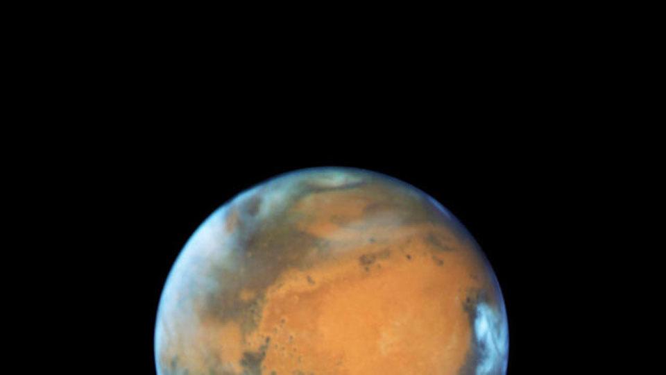 火星にも夏がきた!