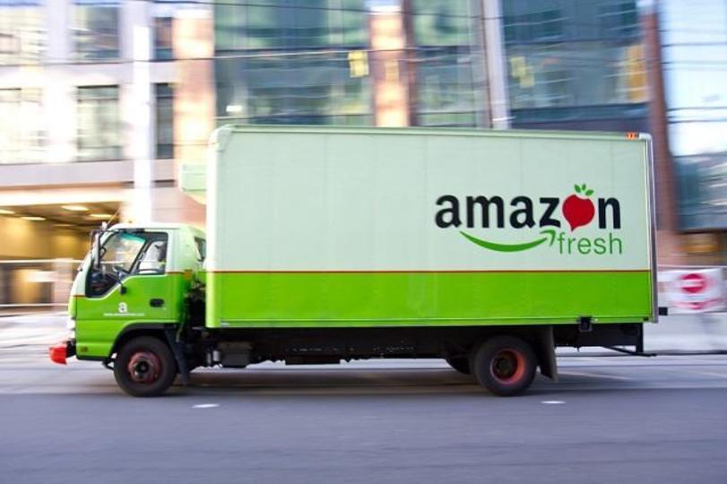 生鮮食品を扱う「AmazonFresh」が、初の海外となるイギリスでサービス開始か