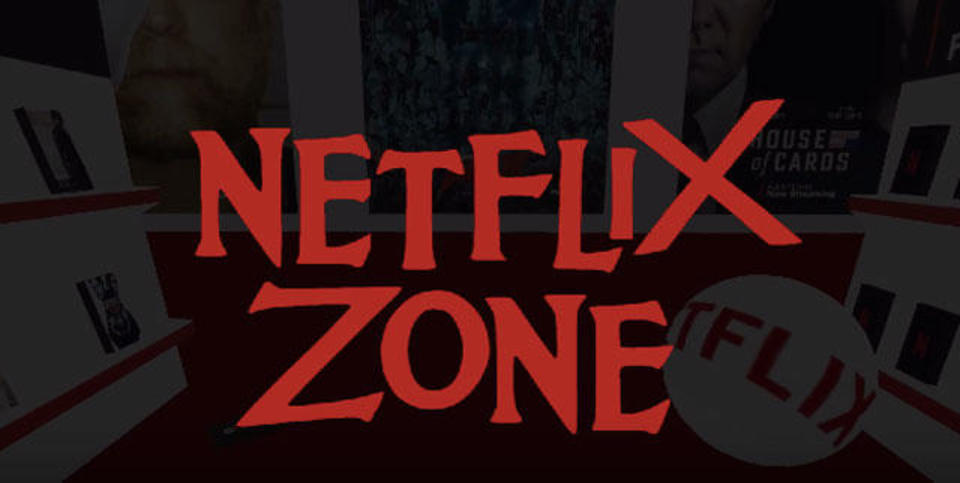 Netflixのエンジニアが作ったVRコンテンツはまさかの「VR世界のレンタルビデオ店」