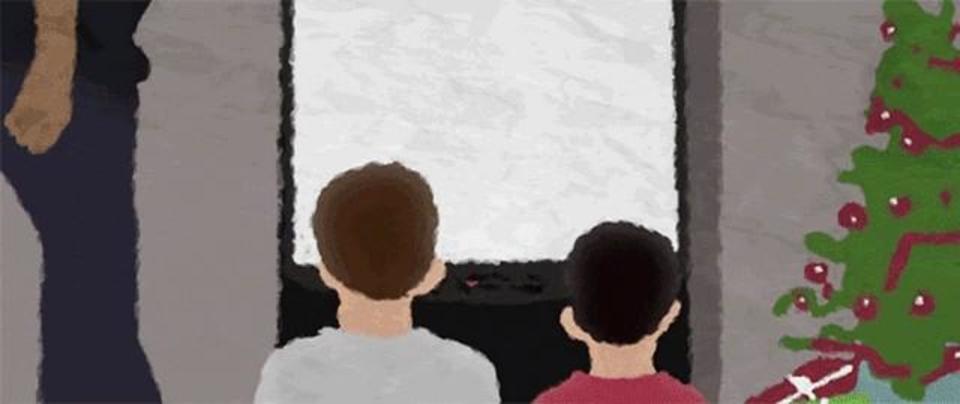 弟と妹集合。兄弟の思い出がつまったショートムービー「Player 2」
