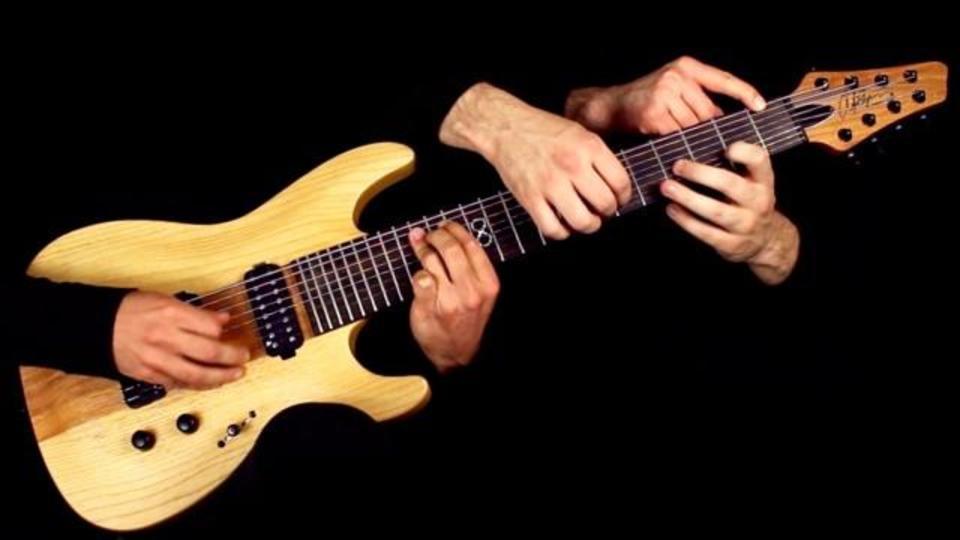 メタリカの「ONE」を文字通りギター1本だけでカバー