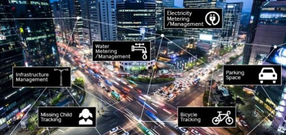 世界初。SamsungとSK Telecom、韓国全土をIoTネットワークで結ぶ計画を発表