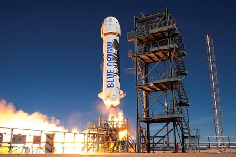 ジェフ・ベゾス、ロケットをわざとクラッシュさせる実験を予定