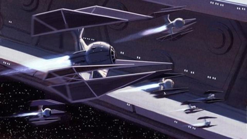「スター・ウォーズ」史上最も珍妙な宇宙船11選