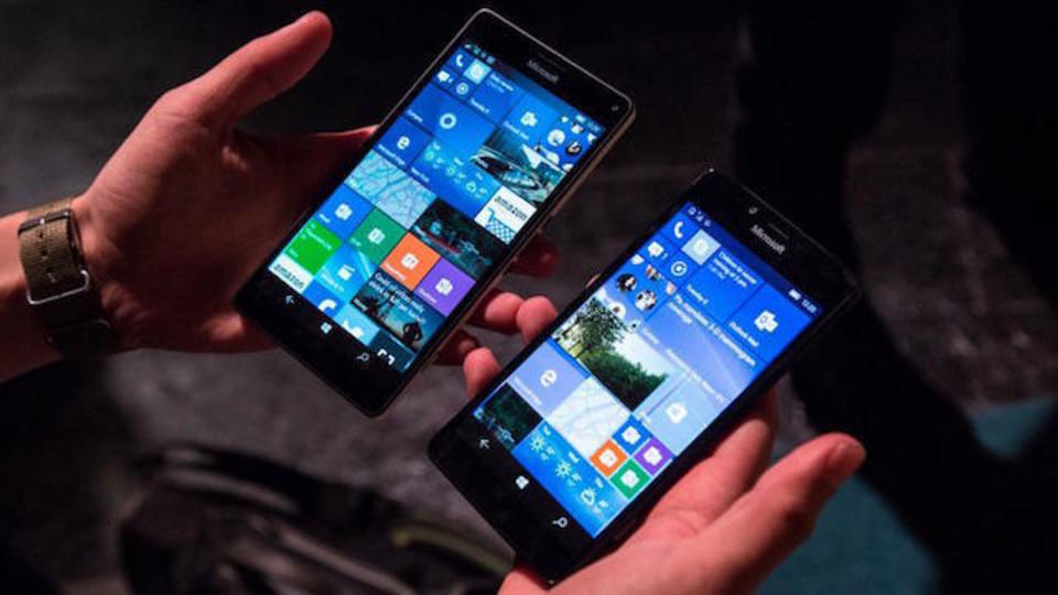Microsoftがスマホ製造をリストラ、1,850人削減へ