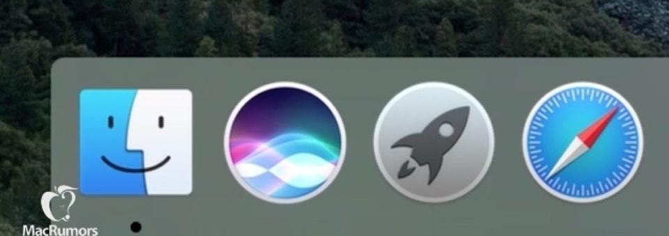 ついにMacでも彼女を呼べるって? 「Siri for Mac」のアイコンがリーク