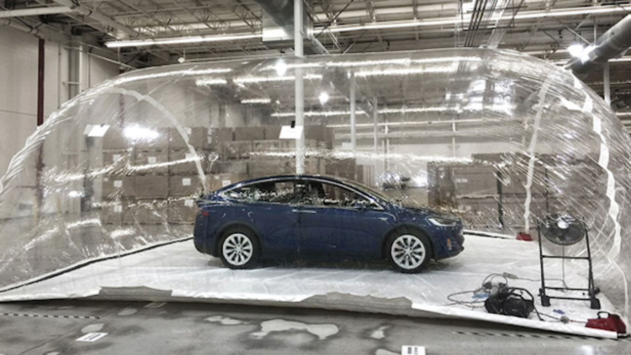 Teslaの対生物兵器モード、その威力が明らかに