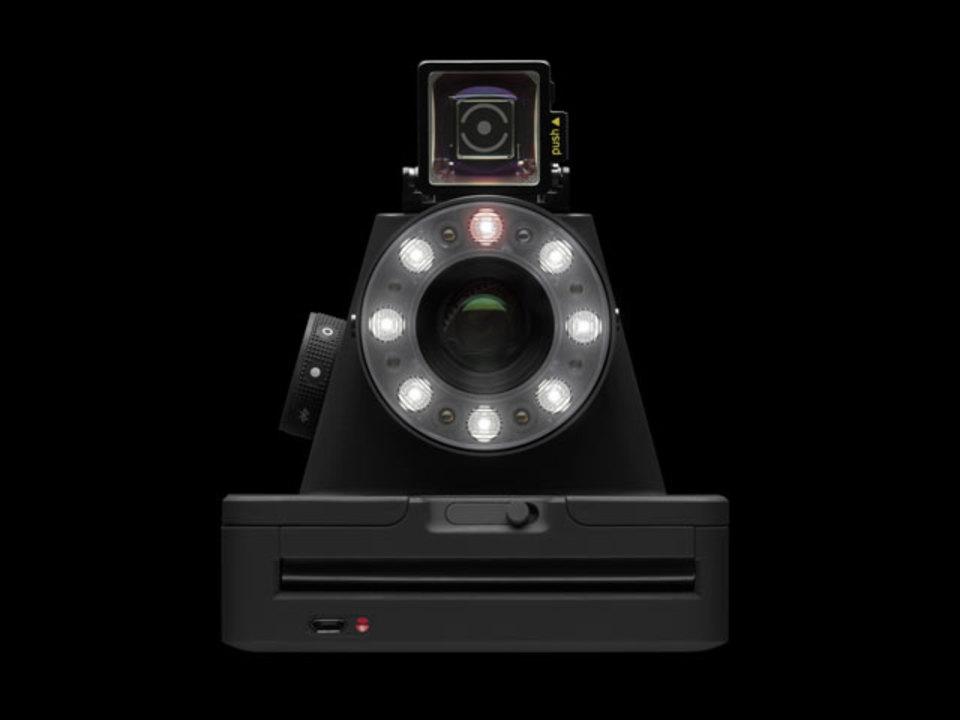 まったく新しく蘇ったポラロイドカメラ「The I-1」、日本でも発売に
