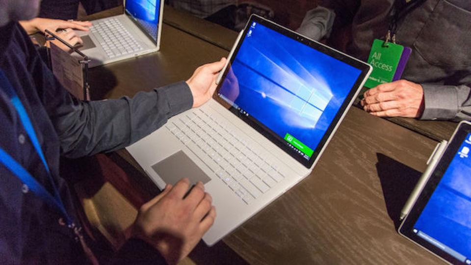 死角なし? 次期Surface Bookに4KディスプレイやUSB-Type C搭載の噂