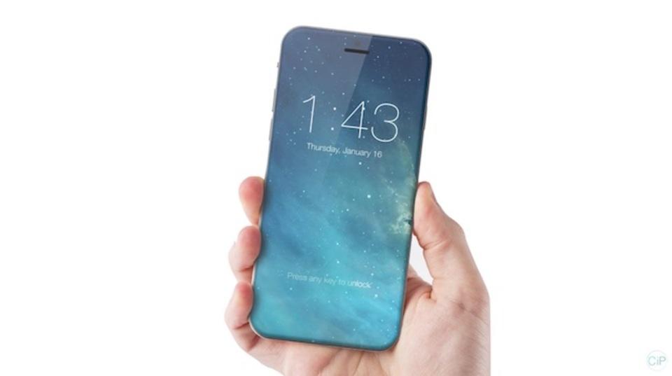 ド本命登場か。2017年の新型iPhone、全面ディスプレイにTouch IDと前面カメラを内蔵?