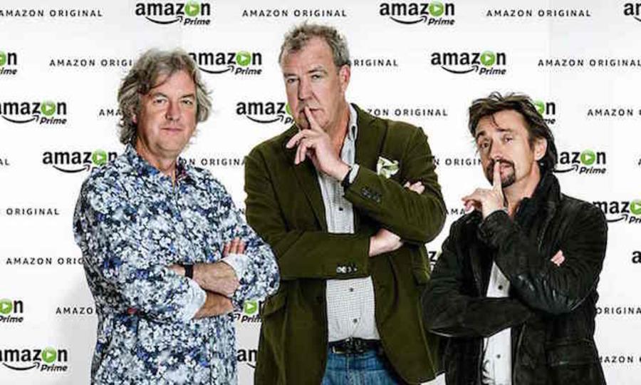 POWERRR!な元Top Gear3人組、Amazonでの新番組名は「The Grand Tour」に決定