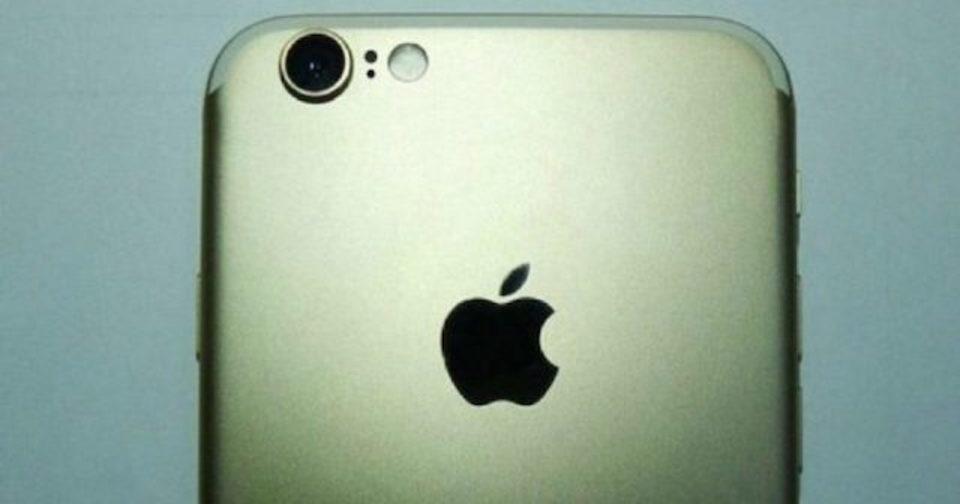 iPhone 7は新たにレーザーオートフォーカス搭載? 本体写真がリーク