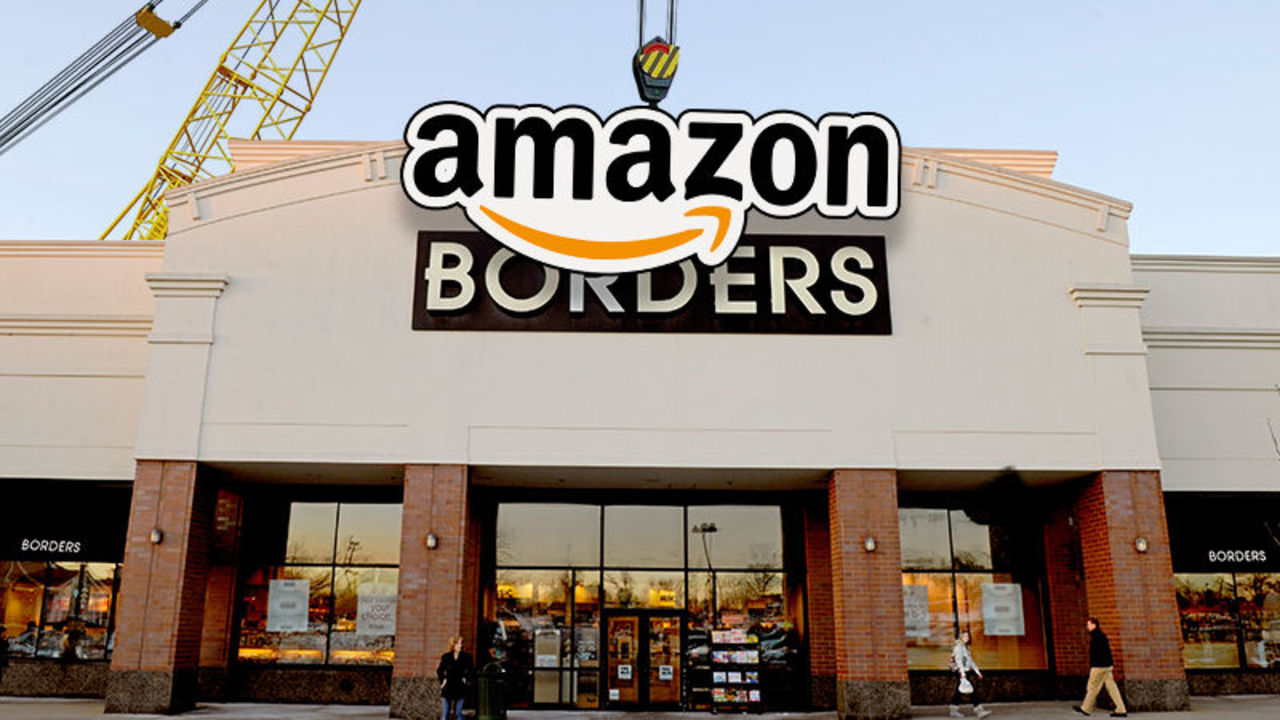 米Amazon、これからリアル店舗をどんどんオープンするって