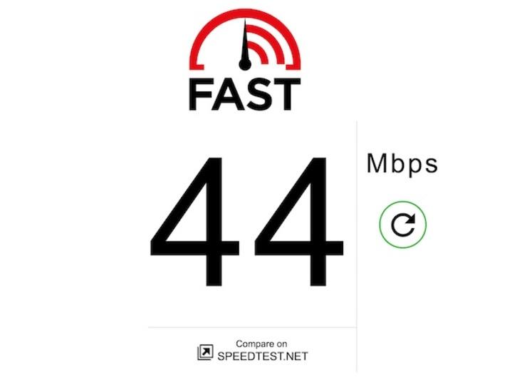 世界一簡単なインターネットの回線速度測定サイト、Netflixから登場