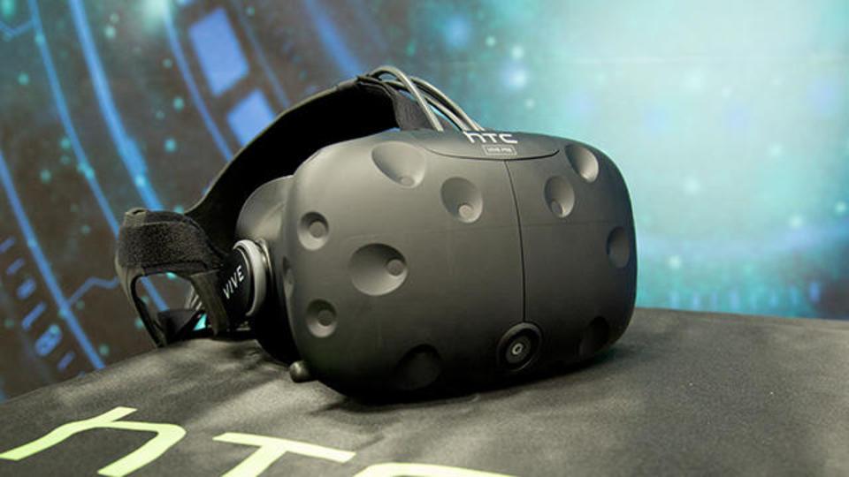 HTC、自社VRヘッドセット向けのゲームを製作中