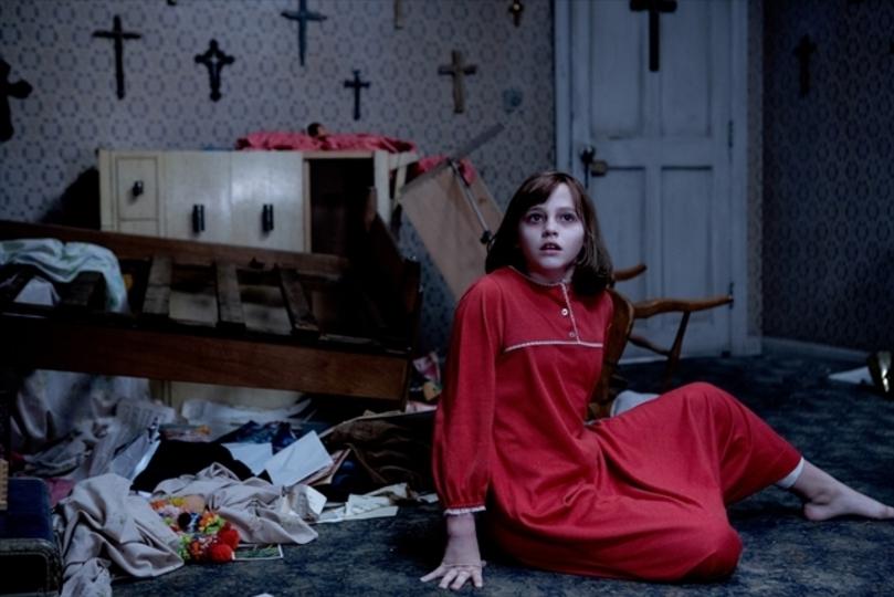 ホラー映画「死霊館2」の鑑賞後に亡くなった男性の遺体が消失