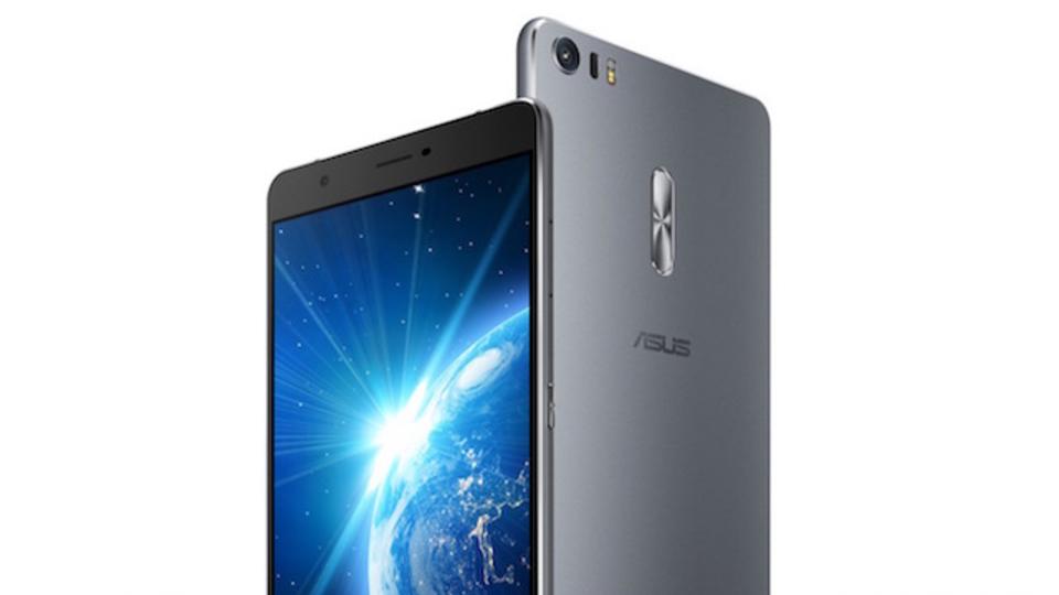 ファブレットファン待望? 6.8インチ大画面の「ZenFone 3 Ultra」発表