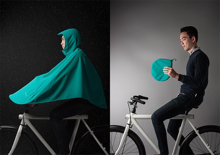 自転車用のレインコートで、これ以上のものってないかも