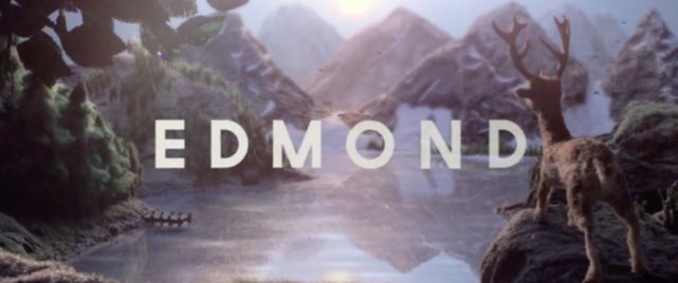 サンダンス短編審査員賞受賞のカニバリズムを描いたコマ撮りアニメ「EDMOND」が公開