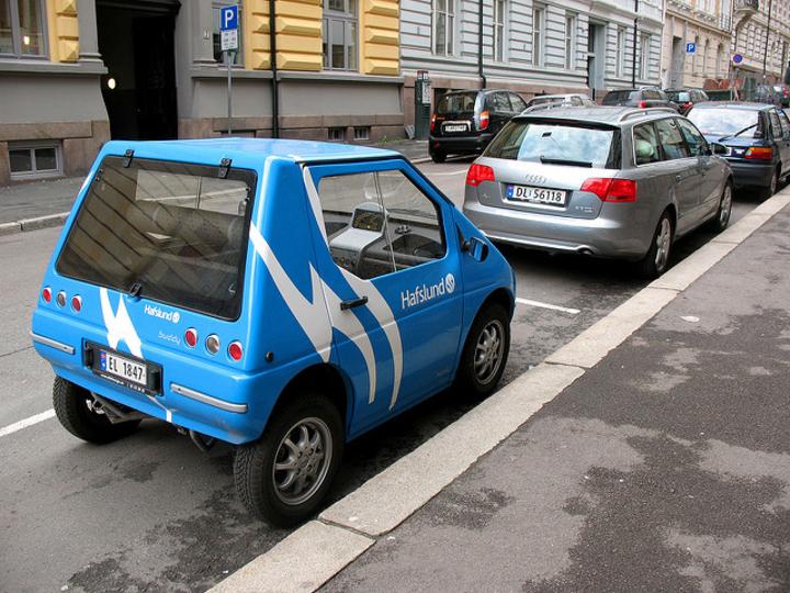 ノルウェー、2025年までにガソリン車を廃止? イーロン・マスクも応援