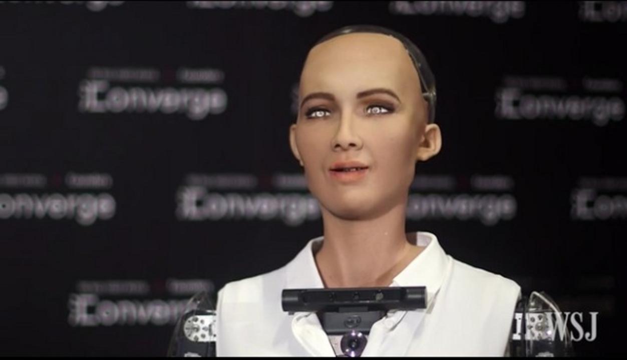 人類を滅亡させる宣言した人工知能、「今は」人間のことが好きだそうです