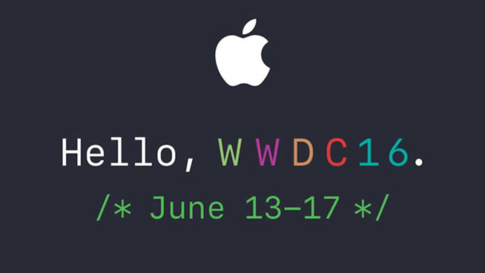WWDC 2016に期待すること(予想まとめ)