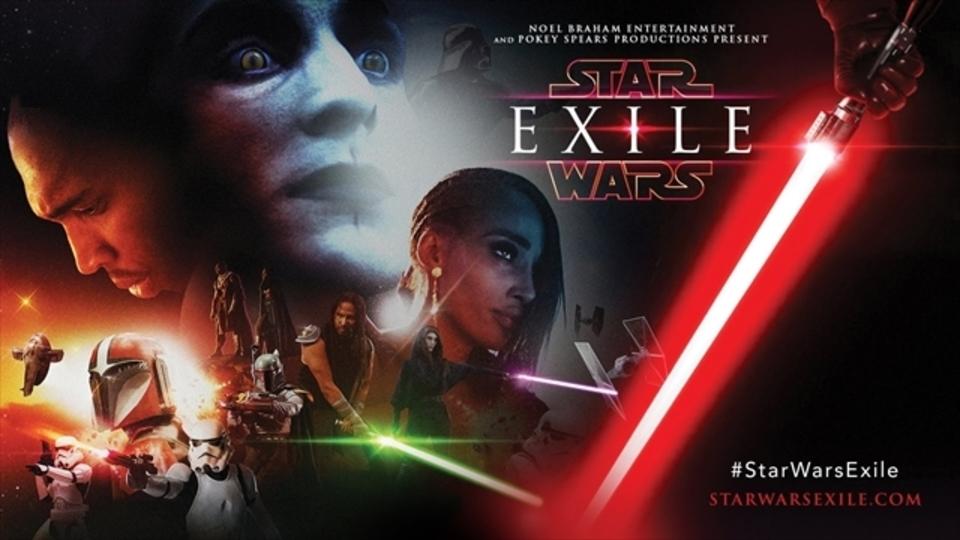 映画「スター・ウォーズ」の超クオリティなファンフィルム「Exile」
