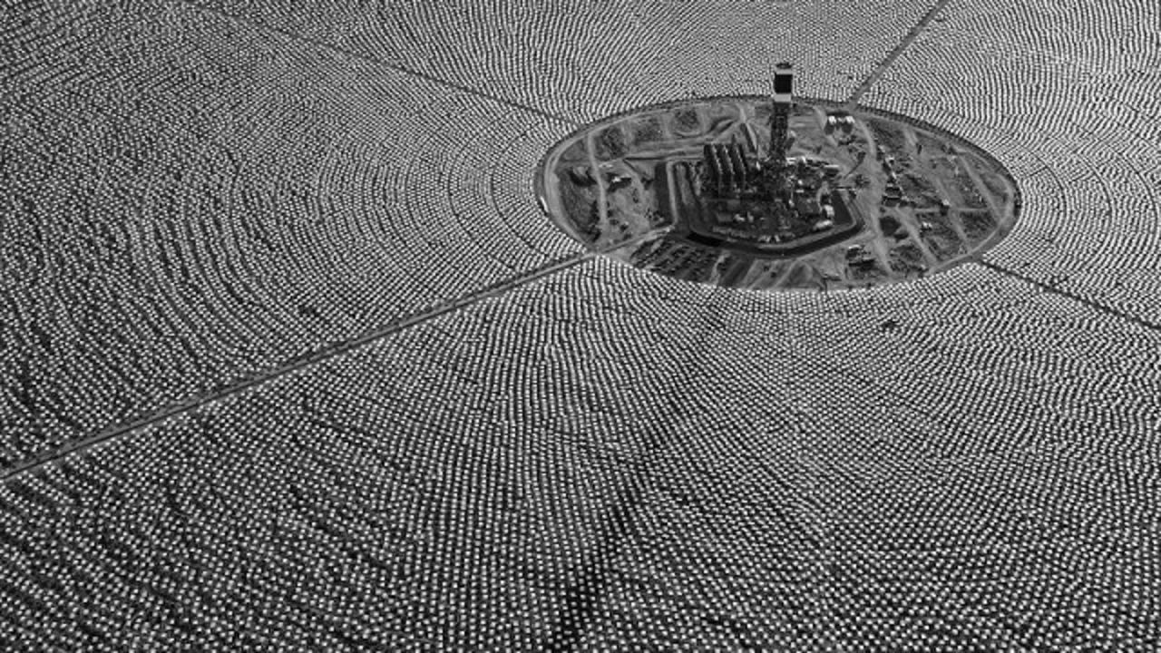 ドバイに世界最大のメガソーラー発電所が誕生へ