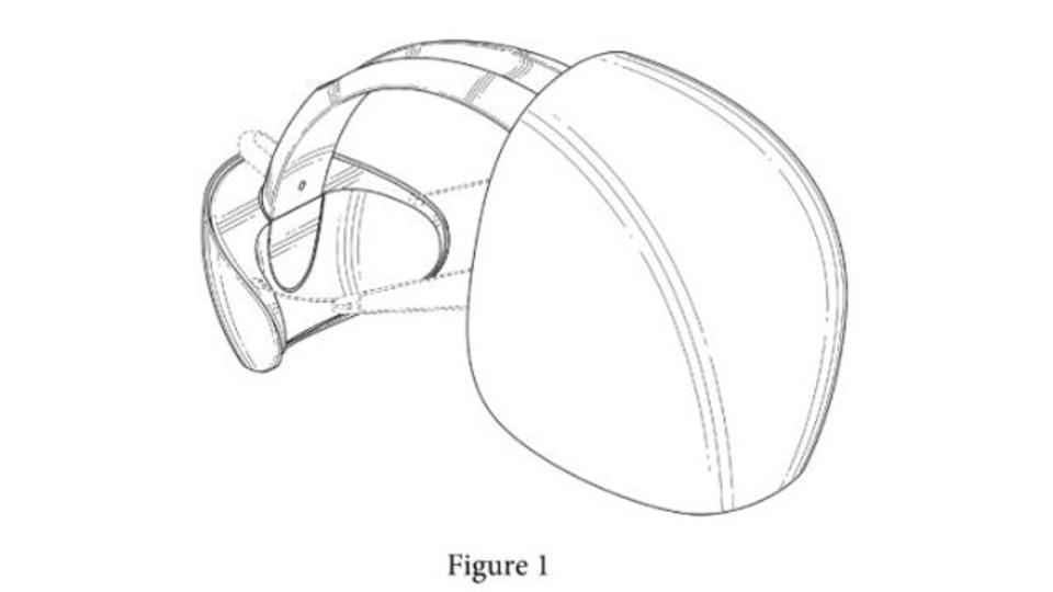 Magic Leapの特許公開、これはヘルメット…?