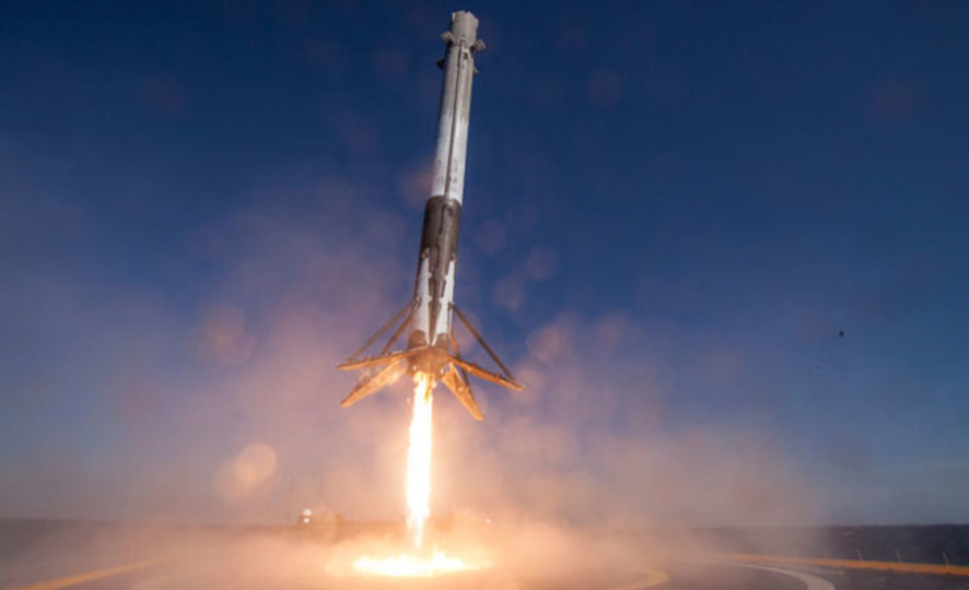 SpaceXのロケット、ついに初の再利用へ