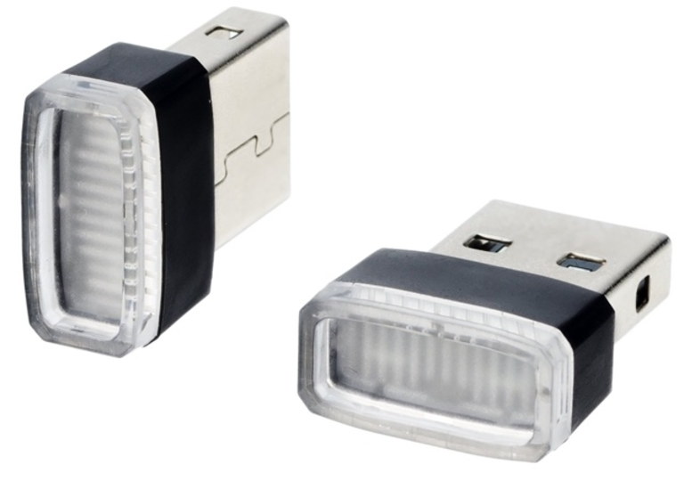 USB端子を光らせるだけのカバー。どこで活躍するかというと…
