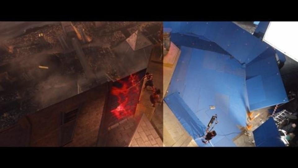 とんでもスペクタクル映画「キング・オブ・エジプト」のVFXの裏側